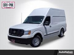 2020 Nissan NV Cargo NV2500 HD S Van High Roof Cargo Van