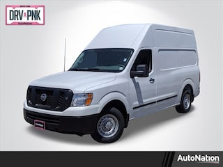2020 Nissan NV Cargo NV2500 HD S Van High Roof Cargo Van