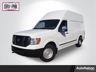 2020 Nissan NV Cargo NV3500 HD S Van High Roof Cargo Van