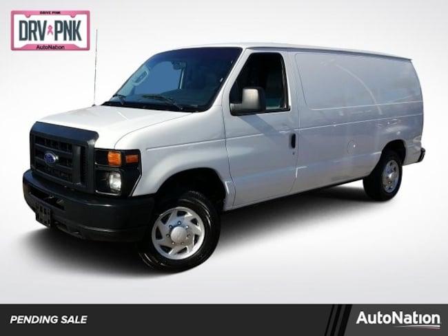 2014 Ford E-150 Commercial Van Cargo Van