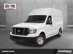2021 Nissan NV Cargo NV2500 HD S Van Cargo Van