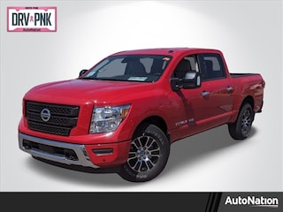 2020 Nissan Titan SV Truck Crew Cab for sale in Chandler