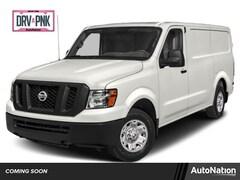 2021 Nissan NV Cargo NV1500 S Van Cargo Van