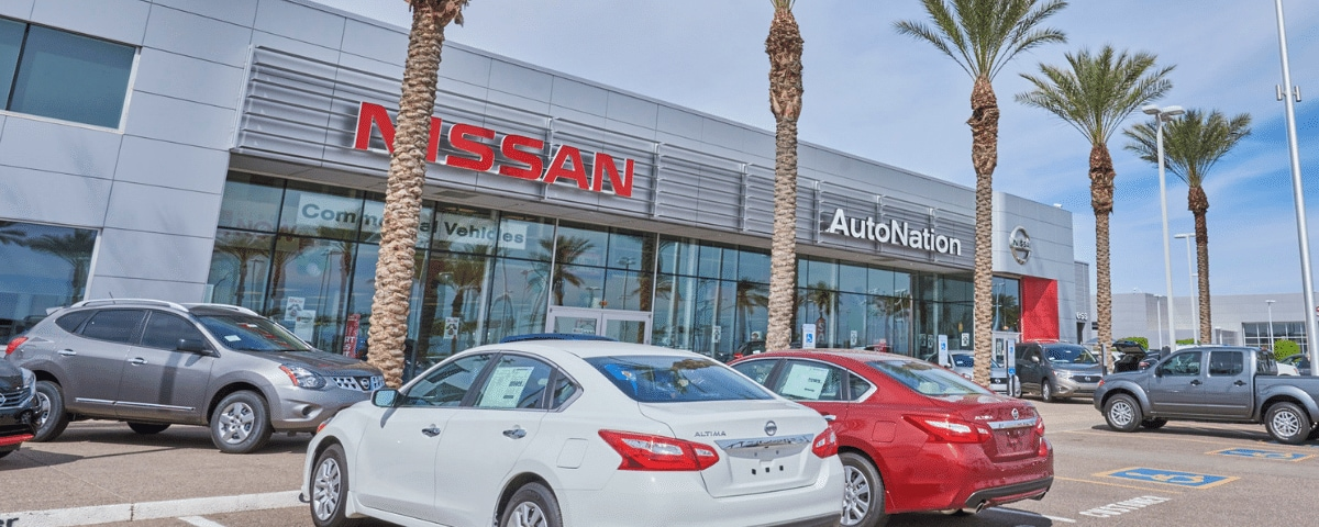 Autonation Nissan Chandler Nissan Dealer Near Me Phoenix Az