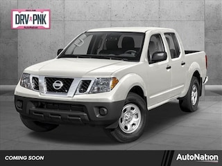 New 2021 Nissan Frontier PRO-4X Truck Crew Cab for sale