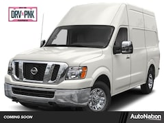 2020 Nissan NV Cargo NV3500 HD S Van High Roof Cargo Van