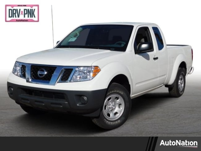 2019 Nissan Frontier S Truck King Cab