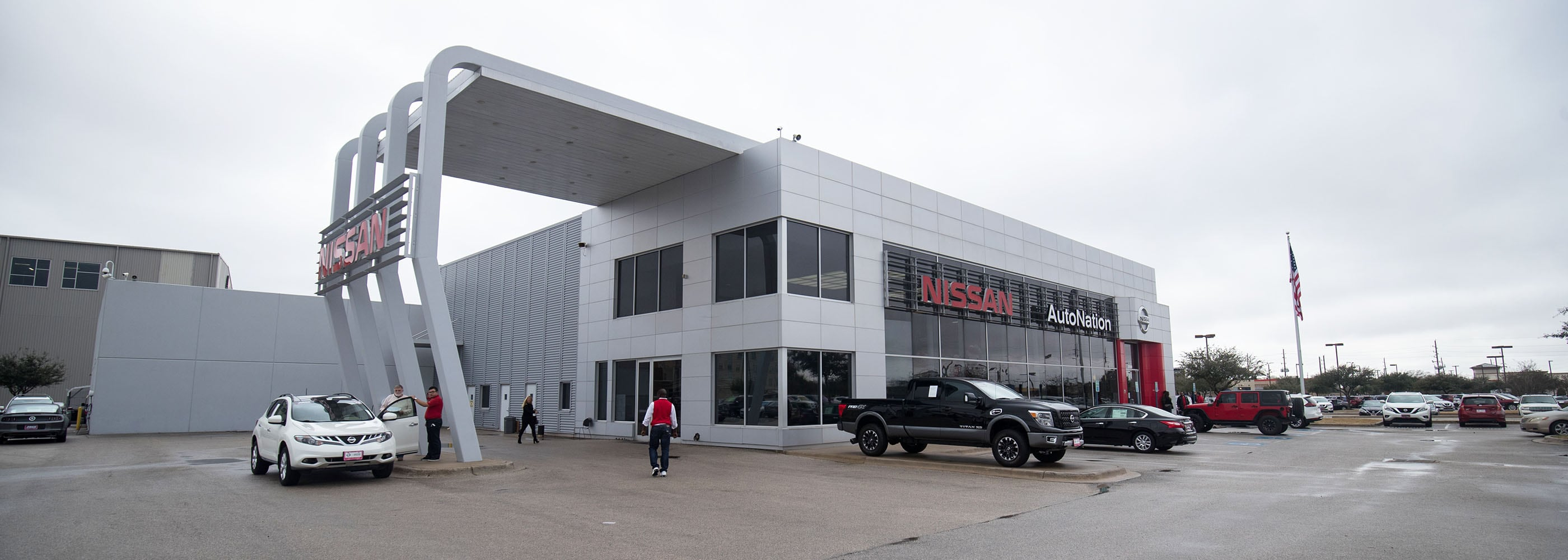 AutoNation Nissan Katy