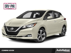 2019 Nissan LEAF SL Plus Hatchback