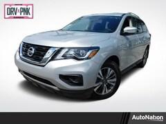 2019 Nissan Pathfinder S SUV