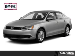 2011 Volkswagen Jetta SE w/Convenience & Sunroof Pzev Sedan