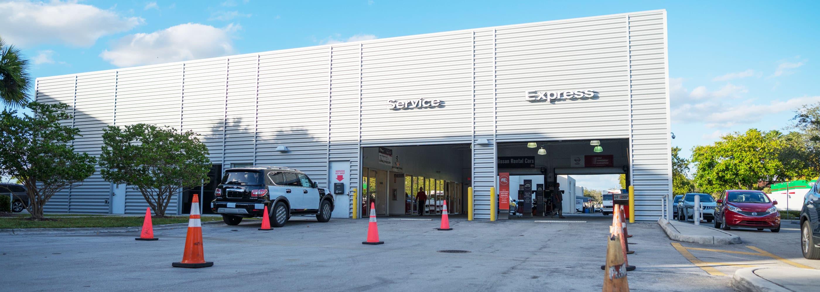 Autonation Nissan Kendall Nissan Service Center
