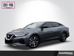 2020 Nissan Maxima S Sedan