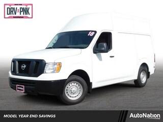 2018 Nissan NV Cargo NV2500 HD S Van High Roof Cargo Van
