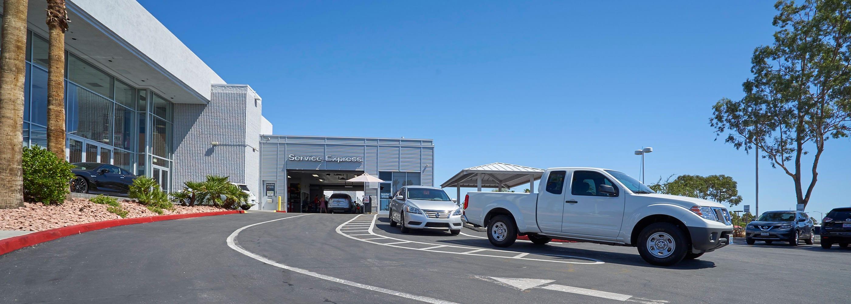 Autonation Nissan Las Vegas Nissan Service Center