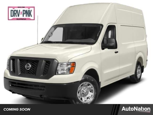 2020 Nissan NV Cargo NV2500 HD SV Van High Roof Cargo Van