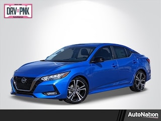 2020 Nissan Sentra SR Sedan
