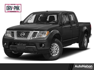 New 2020 Nissan Frontier SV Truck Crew Cab for sale