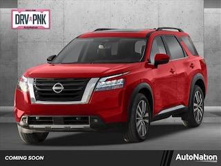 New 2022 Nissan Pathfinder Platinum SUV for sale in Las Vegas