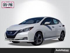 2020 Nissan LEAF SV Hatchback