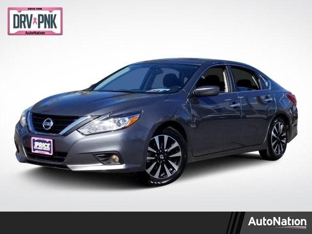 2018 Nissan Altima 2.5 SV Sedan
