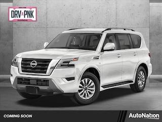 New 2022 Nissan Armada Platinum SUV for sale in Las Vegas