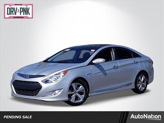 2012 Hyundai Sonata Hybrid Hybrid Sedan