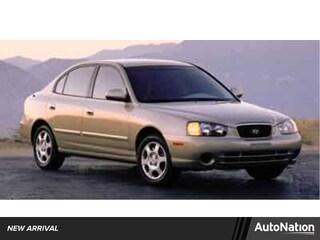 2003 Hyundai Elantra GLS Sedan