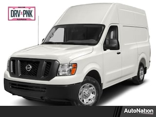 2021 Nissan NV Cargo NV2500 HD SV Van High Roof Cargo Van