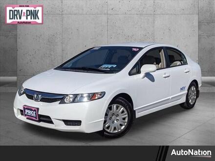 2010 Honda Civic GX Sedan