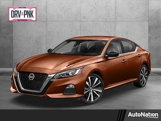 New 2021 Nissan Altima 2.0 SR Sedan for sale
