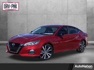 New 2021 Nissan Altima 2.0 SR Sedan for sale