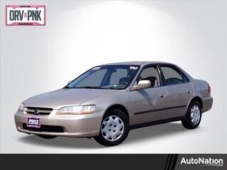 Used 2000 Honda Accord LX Sedan for sale
