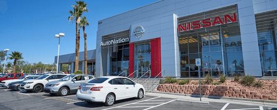 Las Vegas Car Dealerships >> Autonation Nissan Las Vegas Nissan Dealership Near Me Las