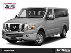 2020 Nissan NV Passenger NV3500 HD NV3500 HD SL Van Passenger Van