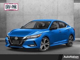 New 2021 Nissan Sentra SR Sedan for sale in Las Vegas