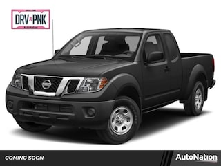 2020 Nissan Frontier SV Extended Cab Pickup