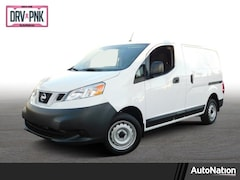 2019 Nissan NV200 S Van Compact Cargo Van