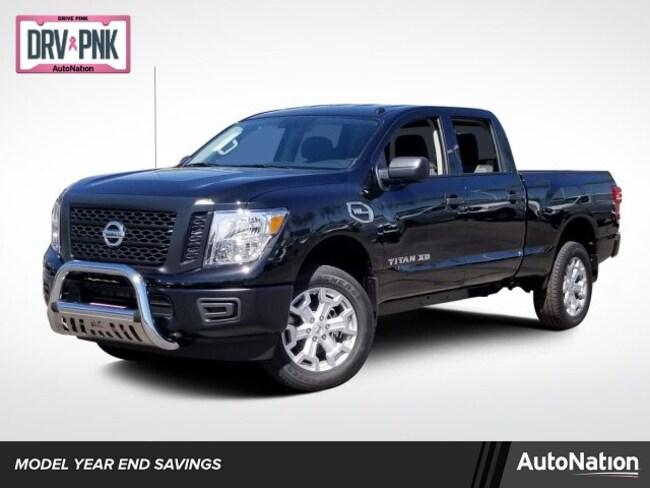 2019 Nissan Titan XD S Truck Crew Cab