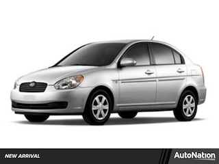 Used 2007 Hyundai Accent GLS Sedan for sale