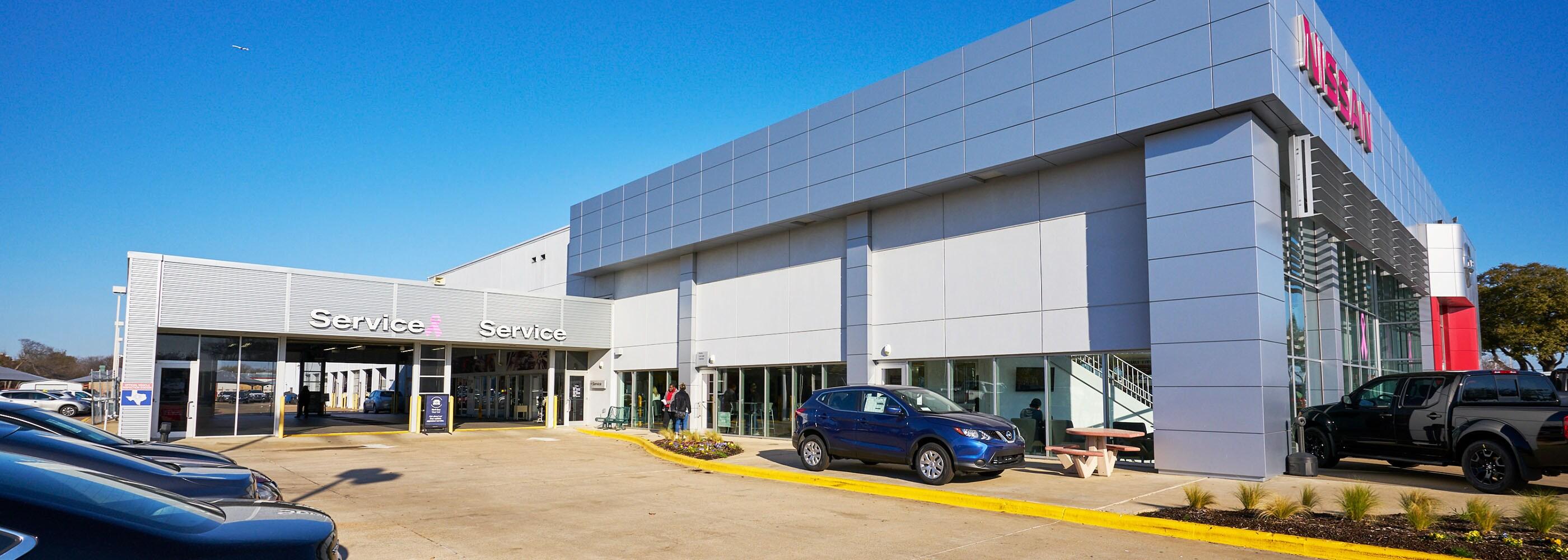 Autonation Nissan Lewisville Nissan Service Center