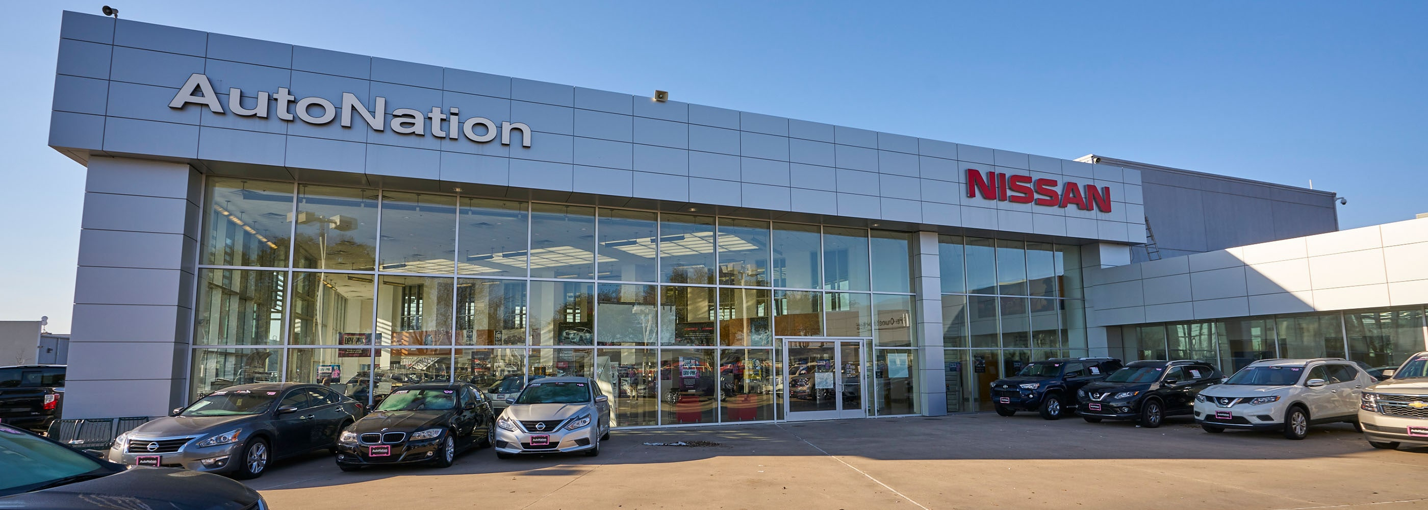 New Nissan Dealer In Lewisville