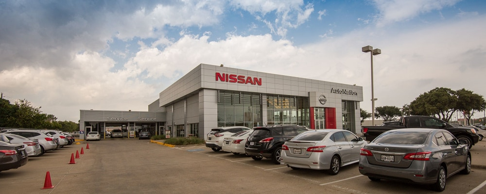 Nissan Dealerships Dfw >> Nissan Dealer Near Dallas Autonation Nissan Lewisville