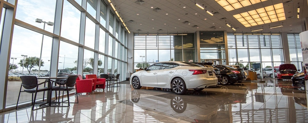 Financing Your New Nissan Vehicle In Lewisville