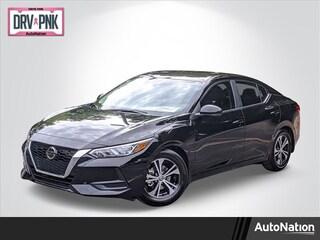 New 2020 Nissan Sentra SV Sedan for sale nationwide