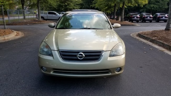2002 Nissan Altima Se For Sale Marietta Ga