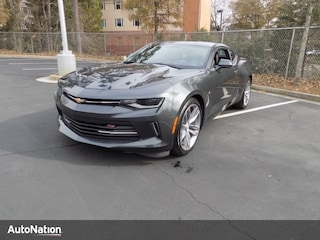 2016 Chevrolet Camaro LT Coupe