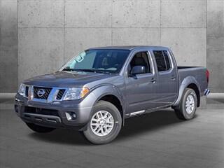 2020 Nissan Frontier SV Truck Crew Cab