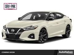 2020 Nissan Maxima SR Sedan