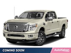 2018 Nissan Titan XD Platinum Reserve Truck Crew Cab